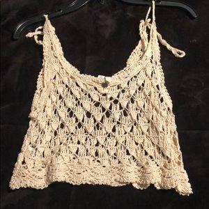 Billabong Tops - Billabong Crochet Tank